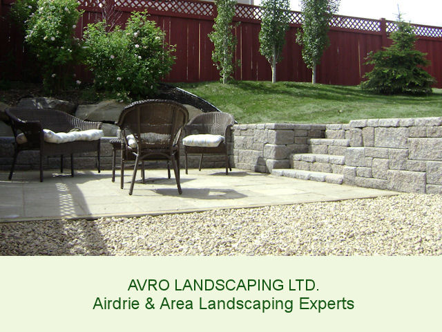 Avro Landscaping Ltd Logo